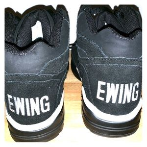Ewing 33 High-Top (Black x White)